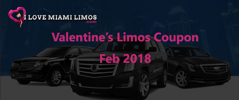 valentine limo coupon