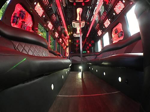 rent a party bus for prom