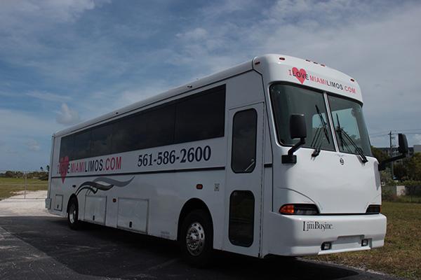 Fort lauderdale Party Bus
