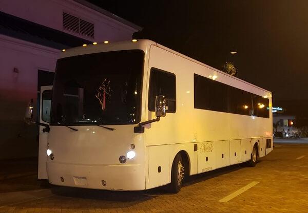 party bus fort lauderdale